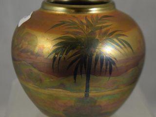 Weller laSa 3 5  bowl vase