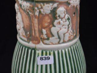 Roseville Donatello vase