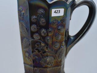Carnival Northwood s Raspberry 7 25  milk pitcher  purple