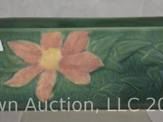 Roseville Clematis 391 8  window box  green