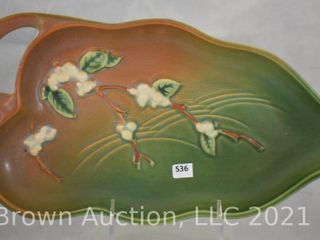 Roseville Snowberry 1Bl1 12  tray  green