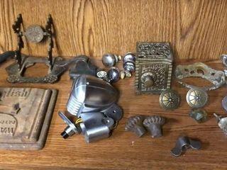Doorknobs  Microphone  Vintage Hardware