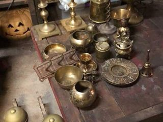 Assortment of Brass