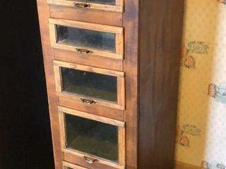 Antique 5 Drawer Cabinet