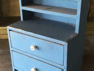 18  Vintage Cabinet