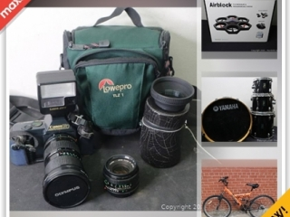 Toronto Downsizing Online Auction - Danforth Avenue