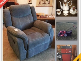Delta Downsizing Online Auction - 60B Street