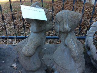 Concrete Outdoor Figures