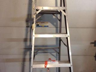 ladder Metal Aluminum