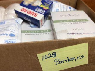 Box of Bandages
