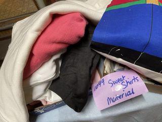Craft Sweatshirts Material Sewing