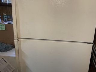 large 6 0 Upwright Refrigator Freezer works
