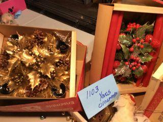 XMas Ornament Box