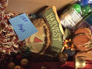 Holiday Decorative Box