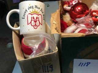 XMas Mugs   Ornaments