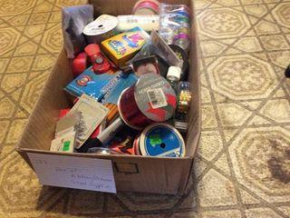 School Supplies Box