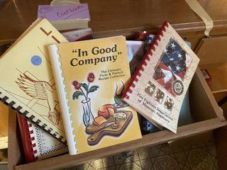 Spiral Bond Kitchen Cook Books