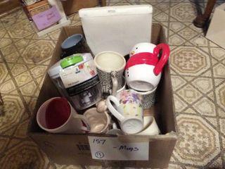 Box of Drink Mugs