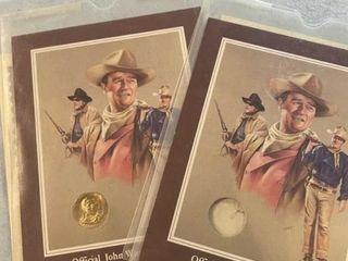 Coin Collector John Wayne