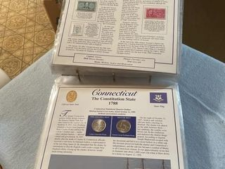 Coins Statehood Collection Book