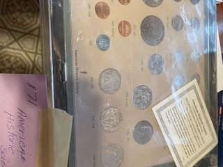 American Historic Society Series  Coins
