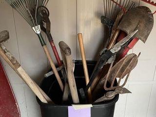 Shovels   lawn Equipment