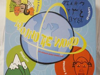 Around the World Board Game   Geography