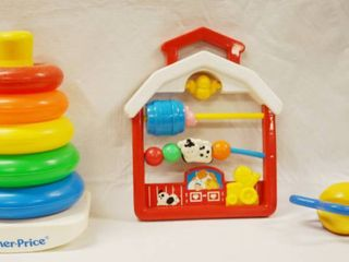 lot of Toys    Fisher Price  and others