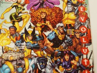 Marvel X MEN Comic Book   100