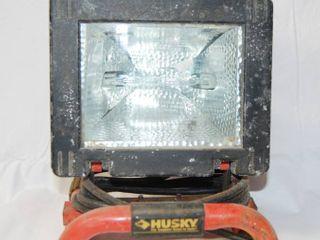 Husky Work light