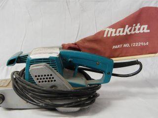 3  Makita Belt Sander 9924DB   Heavy Duty
