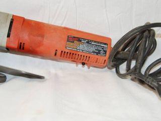 14 GA Milwaukee Electric Shear   1 9mm   Heavy Duty