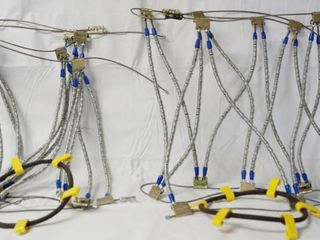 Tire Cable Chains for 4 Tires   Spec  see Photos