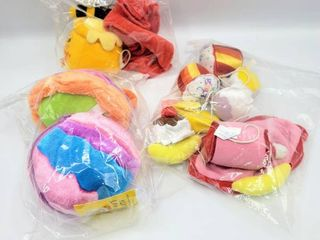 lot of Build A Bear Accessories  Plush Foods and Easter Costume