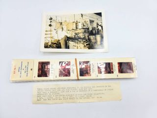 Complete Set of Official U S  Navy Photographs Slides of Pearl Harbor Attack WW2 12 07 41