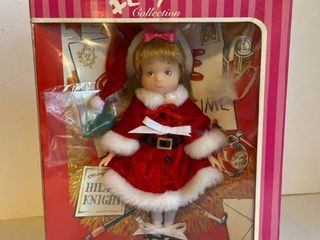 Eloise Classic Collection Madame Alexander Doll  Eloise At Christmas Time NRFB