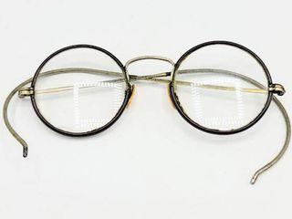 Vintage Antique Eyeglasses Spectacles