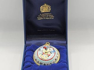 Mickey Classic Enamels by Halcyon Days   Made in England