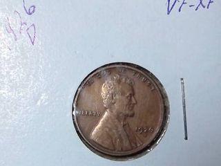 1926 D Wheat Penny