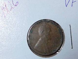 1926 Wheat Penny