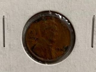 1928 Wheat Penny