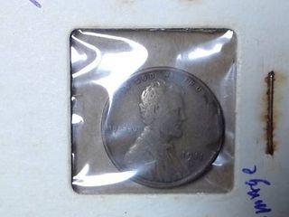 1911 D Wheat Penny