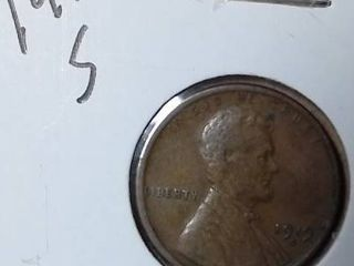 1919 S Wheat Penny
