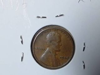 1936 Wheat Penny