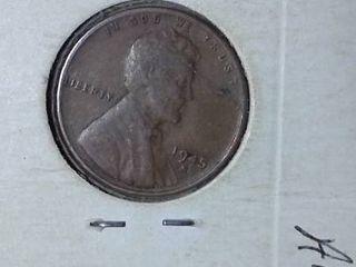 1945 S Wheat Penny