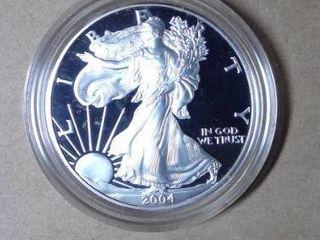 2004 American Eagle Proof