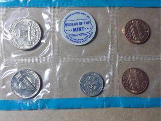 1969 UNC Mint Set  PDS