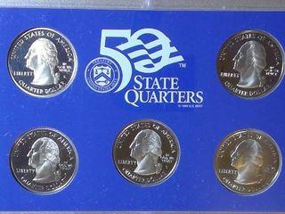 2005 State Quarters