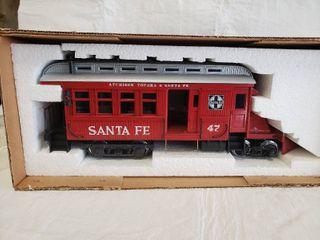 Delton Doogie 2274s Sante Fe Special Mack Rail Bus NIB