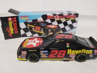 Texaco Havoline Racing   Die Cast Bank   New